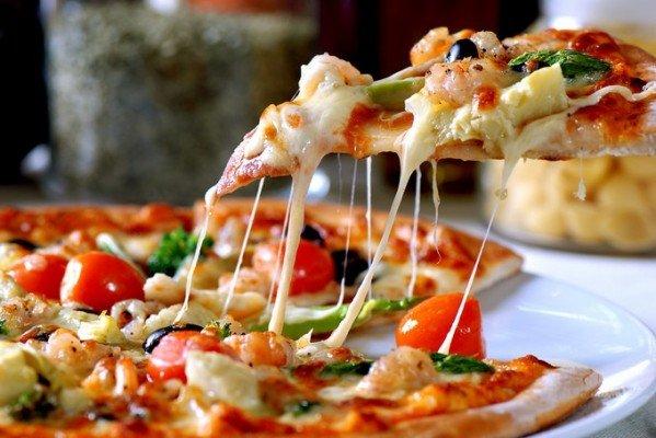 Итальянская пицца по-домашнему. Быстрый и очень вкусный перекус! -  Кулинарный сайт yamirecipes.net