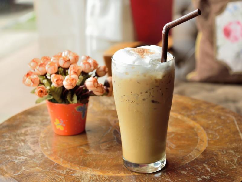 лед кофе
