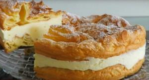 Польский-торт-«Карпатка»